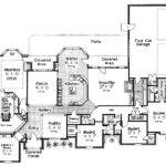 Modern Day Castle Hwbdo Chateauesque House Plans Plan