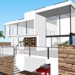 Modern Design Style House
