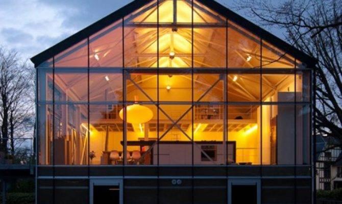 Modern Designs Eco Friendly Green House Carl Verdickt