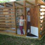Modern Diy Outdoor Playhouse Tour