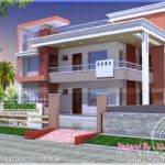 Modern Duplex Home Kerala Design Floor Plans