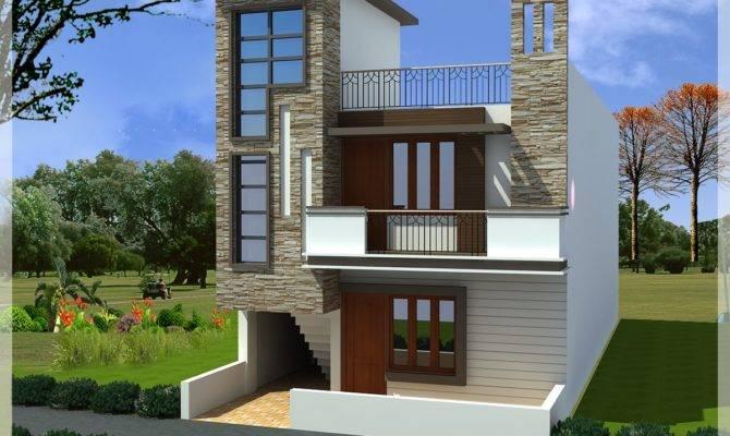 Modern Duplex Home Plans Style House Plan