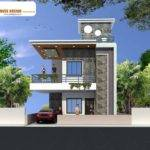 Modern Duplex House Design Like Share Comment