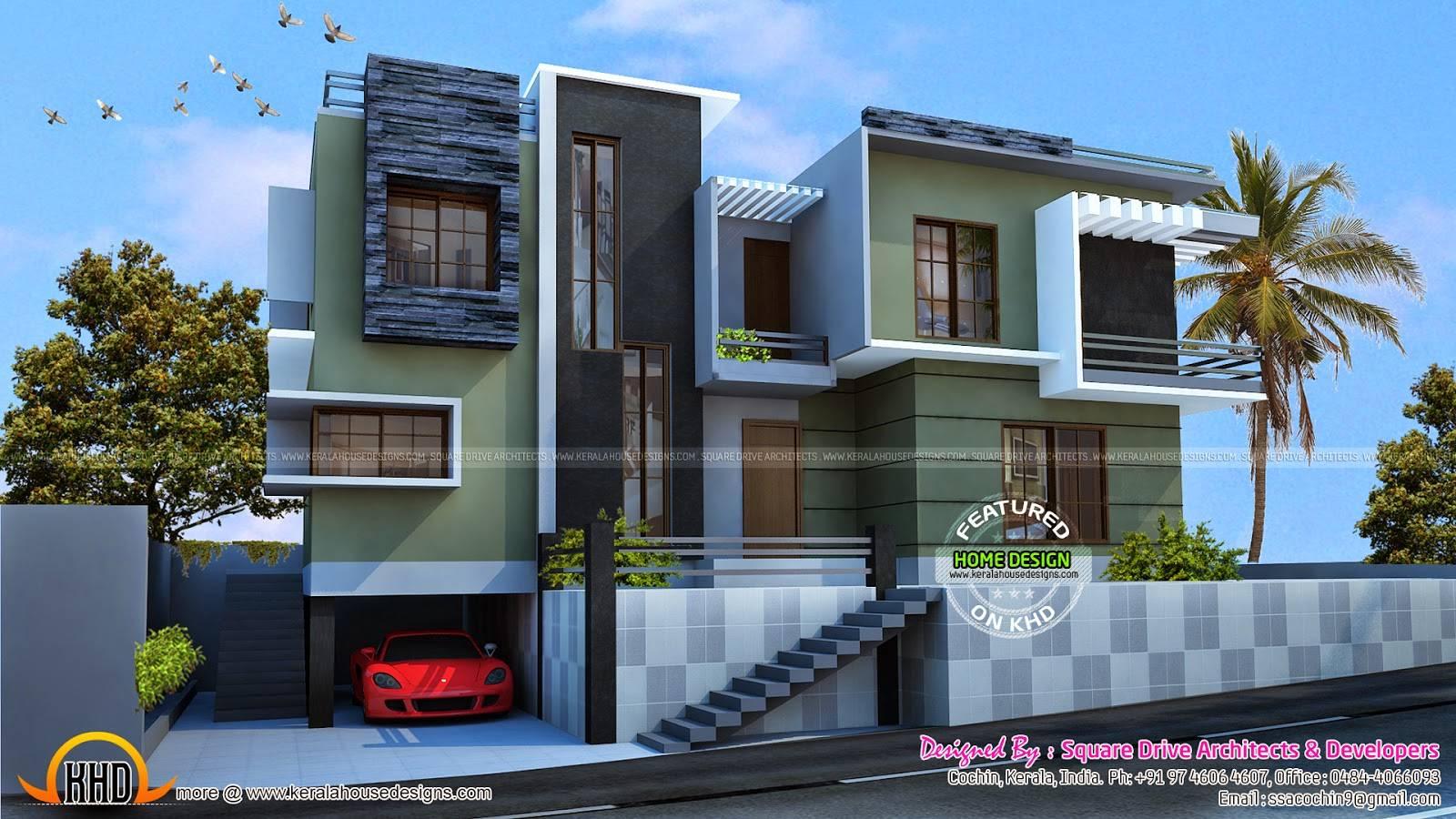Home Architec Ideas Duplex House Plans Home Design