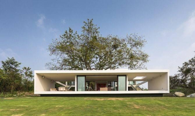 Modern Eco Friendly House Mexico Adorable Home