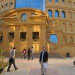 Modern Egyptian Architecture Egypt January