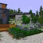 Modern English Cottage Garden
