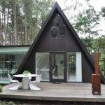 Modern Extension Small Frame Home