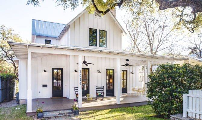Modern Farmhouse Bouldin Creek Asks Curbed Austin