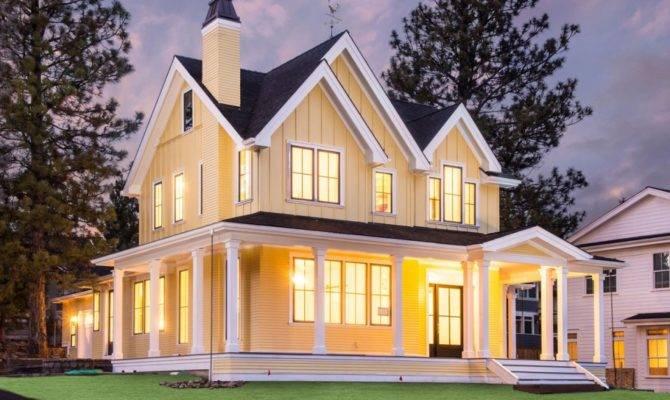 Modern Farmhouse Design Plans House Plan Building