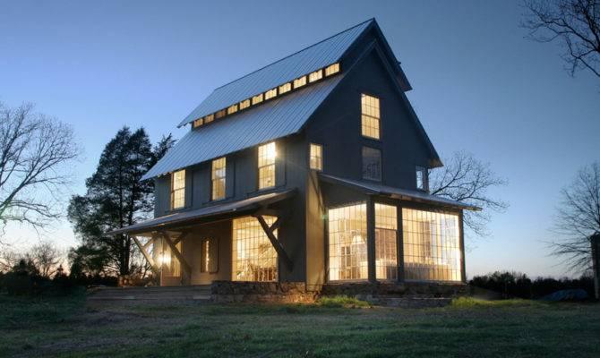 Modern Farmhouse Pursley Dixon Architecture Ideasgn