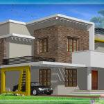 Modern Flat Roof House Design Plans
