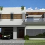 Modern Front Elevation Home Design Farishweb