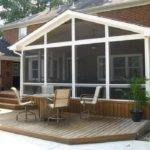 Modern Front Porch Designs Much Cost