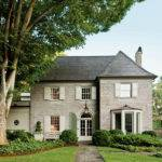 Modern Georgian Home Charming Exteriors Southern Living