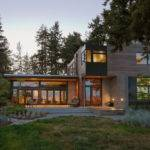 Modern Home Bainbridge Island Sustainable Features