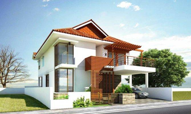 Modern Home Designs White Color Paint Interior
