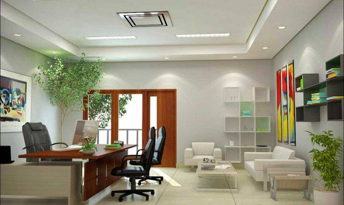 Modern Home Office Design Furniture