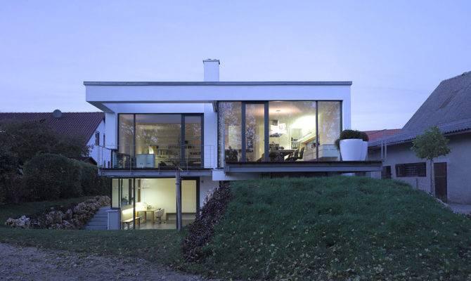Modern Home Split Level Aalen Germany