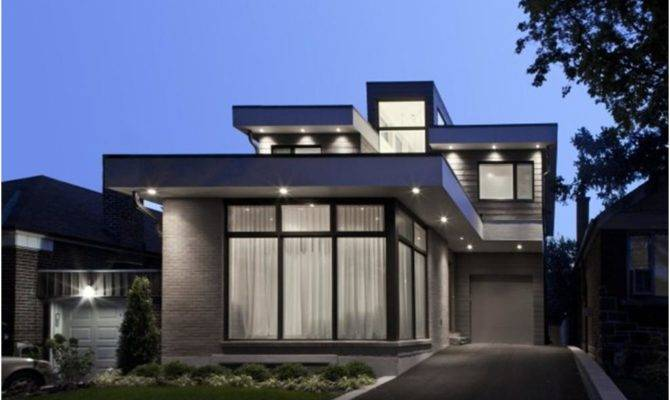 Modern Homes Exterior Designs Ideas