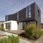 Modern House Design Brick Comfort Minimalist Style