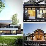 Modern House Design Country Girl Grid