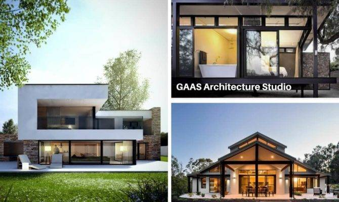 Modern House Design Country Girl Grid