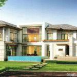 Modern House Designs Double Floor
