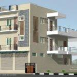 Modern House Elevation Gharexpert