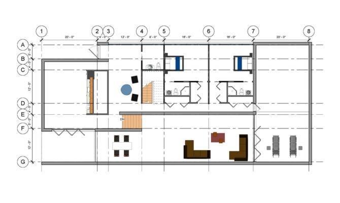 Modern House Floor Plans Cottage