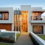 Modern House Front Becuo