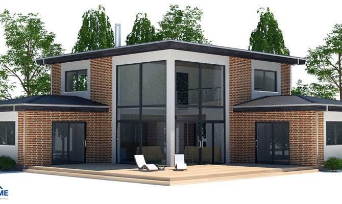 Modern House Info Plan Buyers