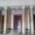 Modern House Pillars