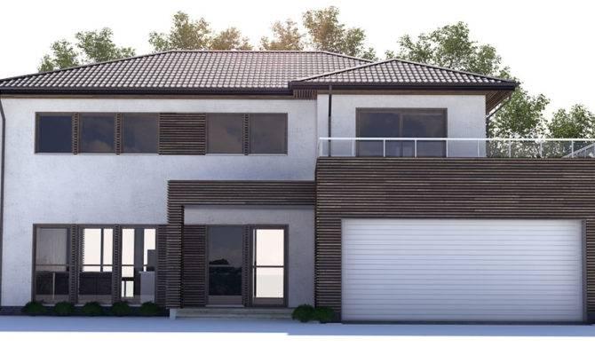 Modern House Plan Affordable Building Budget