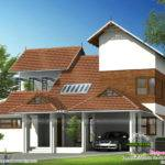 Modern House Plan Keralahousedesigns