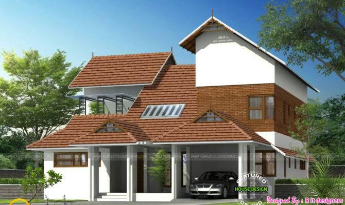 Modern House Plan Keralahousedesigns