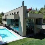Modern House Plans Designs Side Pool Ultra