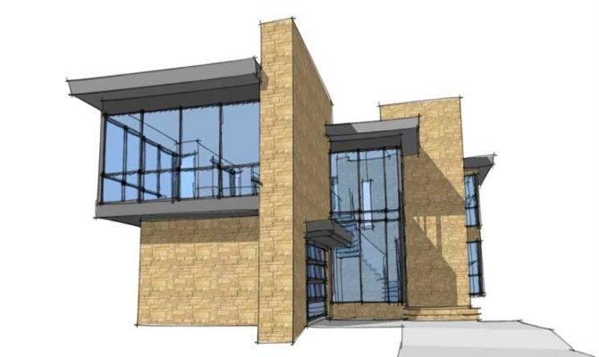 Modern House Plans Home Design Skiatook