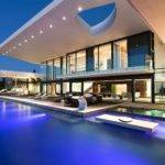 Modern House Swimming Pool Android Iphone