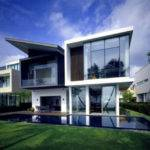 Modern Houses Architecture Residential House