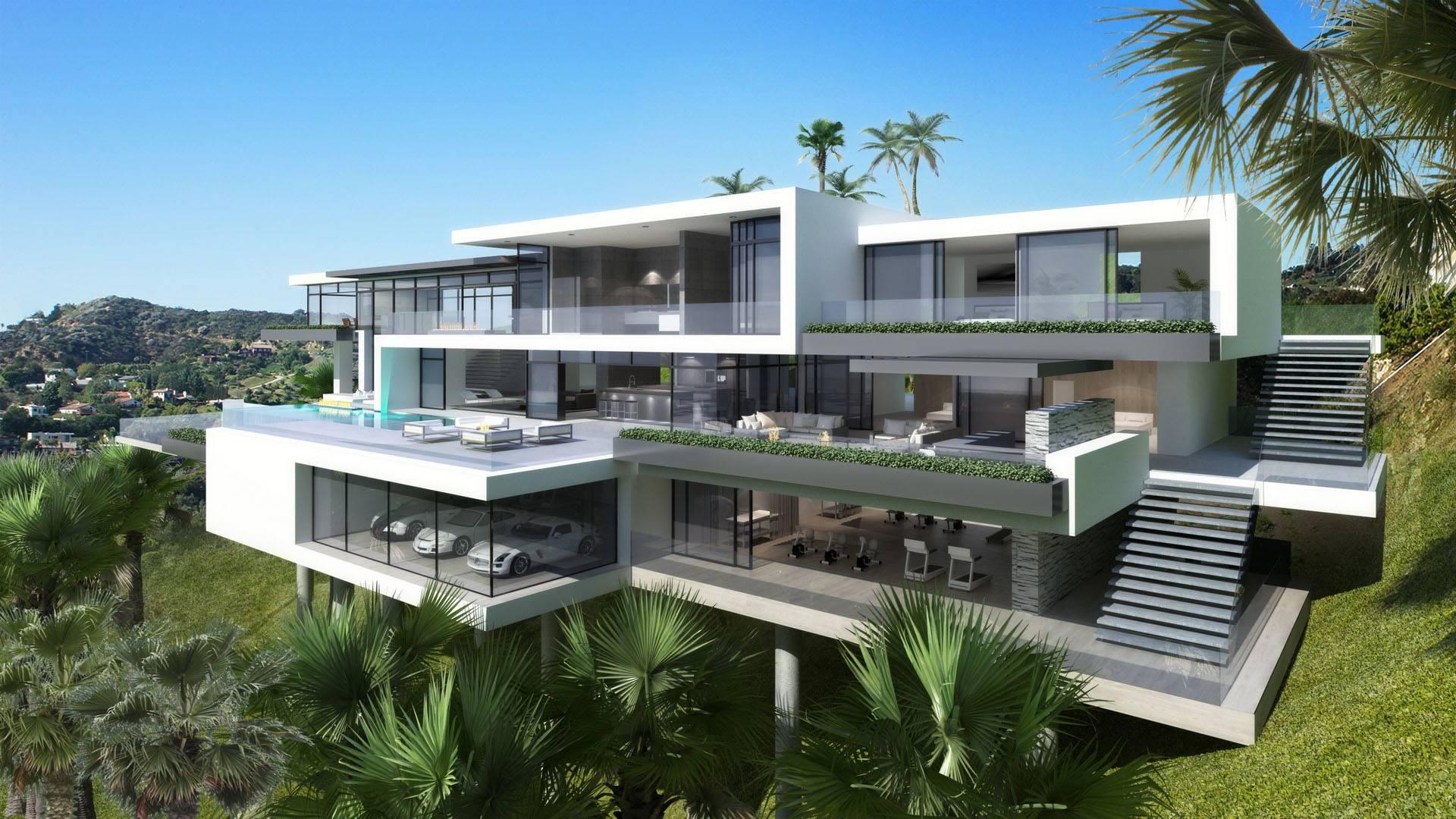 Modern Houses Design Floor Plans Best