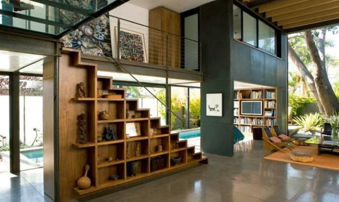 Modern Industrial Design Check Hatch Interior
