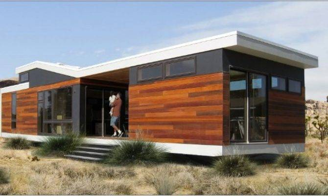 Modern Innovative Park Model Tiny House Has