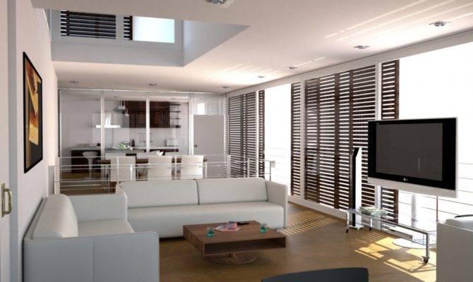 Modern Interior Design Ideas Small Apartments