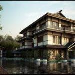 Modern Japanese Homes Pleasing Japan Houses Look