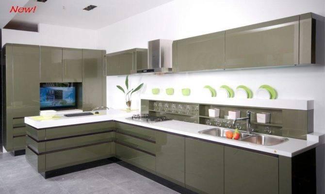 Modern Kitchen Cabinets Contemporary