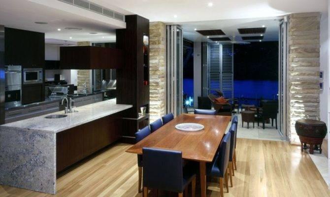 Modern Kitchen Dining Room Ideas Home