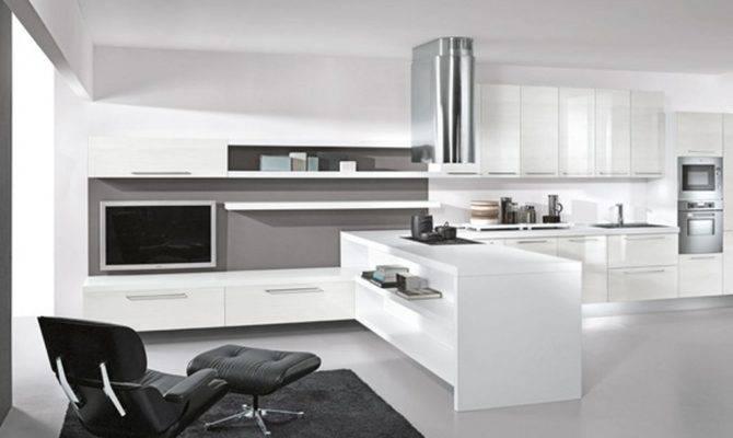 Modern Living Room Kitchen Ideas Enhancedhomes