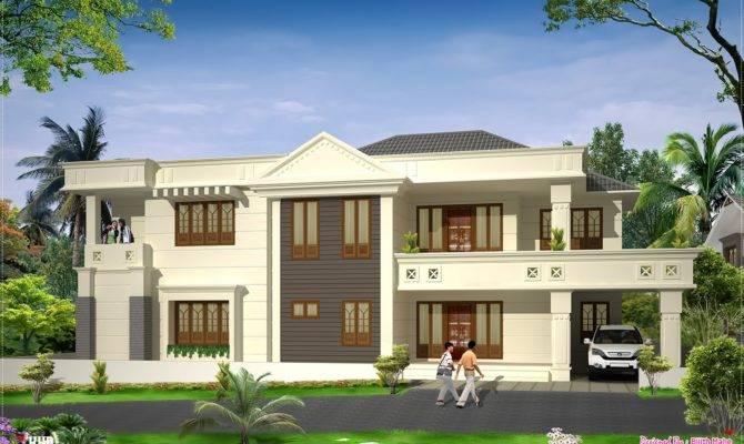Modern Luxury Home Design House Plans