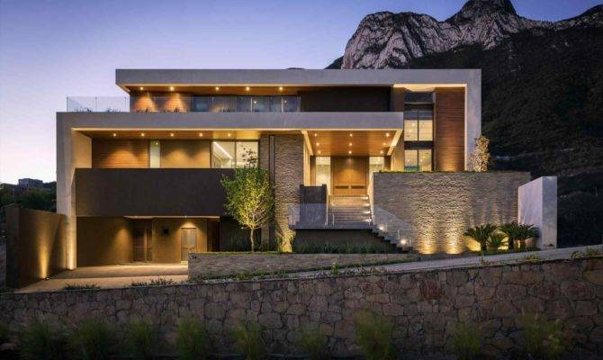 Modern Luxury House Plans Designs